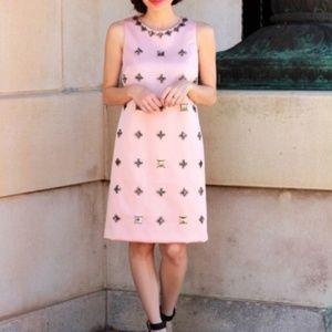 Ann Taylor // Jeweled Shift Dress